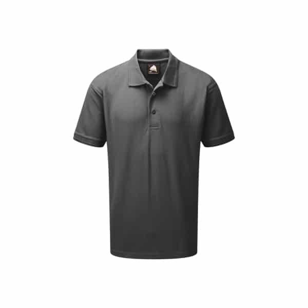 Eagle Premium Poloshirt_ Graphite