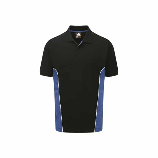 Silverstone Poloshirt_ Navy-Royal