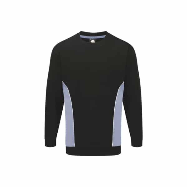 Silverstone Premium Sweatshirt_ Navy-Sky