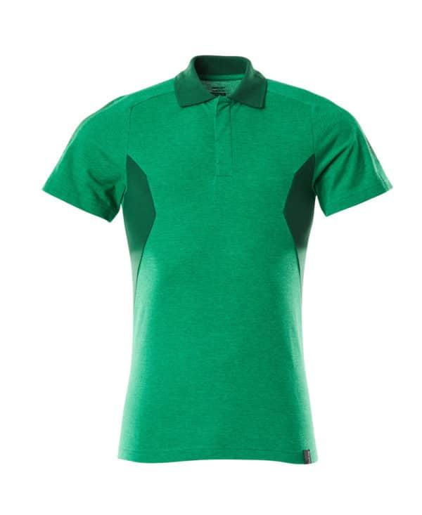 Mascot Accelerate Polo Shirt - Mens Fit - Grass Green/Green