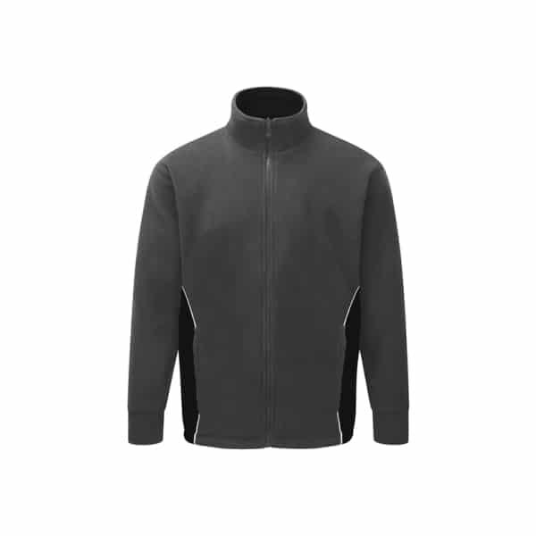 Silverstone Premium Fleece_ Graphite-Black