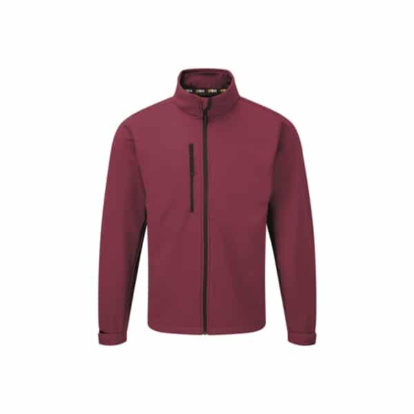 Tern Softshell Jacket_ Burgundy