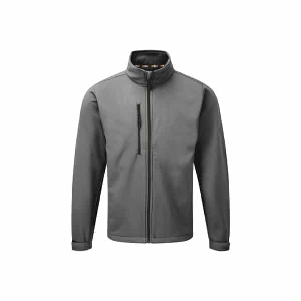 Tern Softshell Jacket_ Graphite