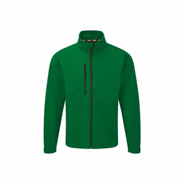 Tern Softshell Jacket_ Kelly Green