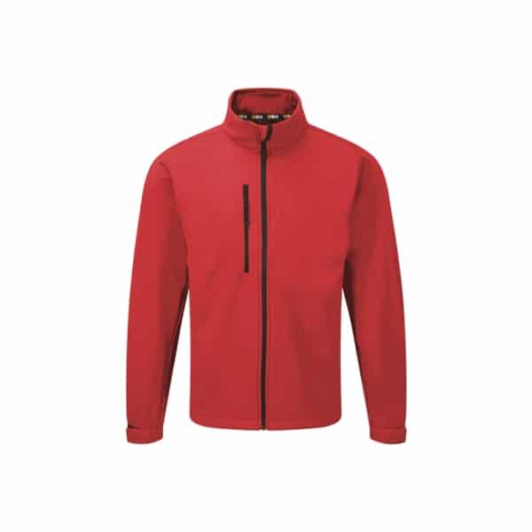 Tern Softshell Jacket_ Red