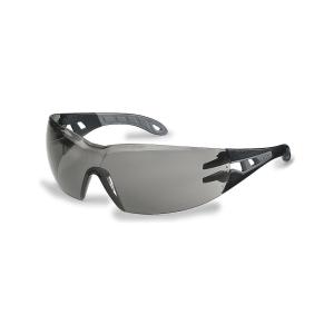 Uvex Pheos Safety Spec - Smoke