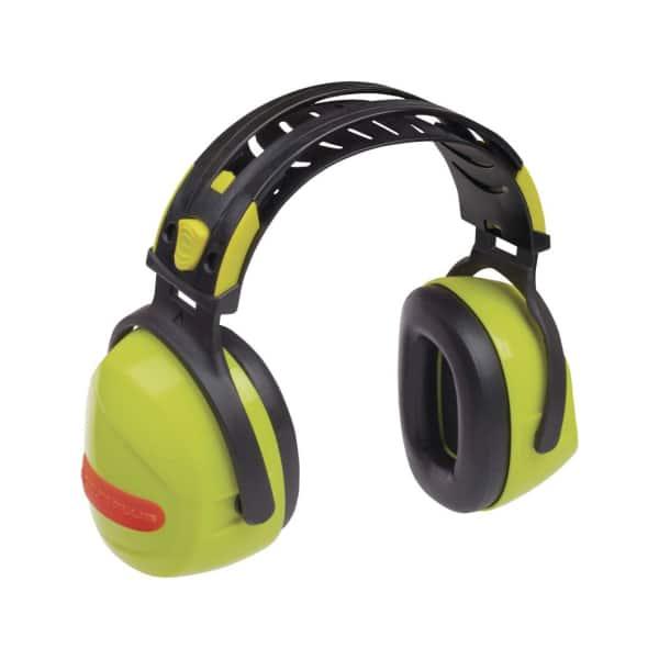 Delta Plus Interlagos Ear Defender - Fluorescent