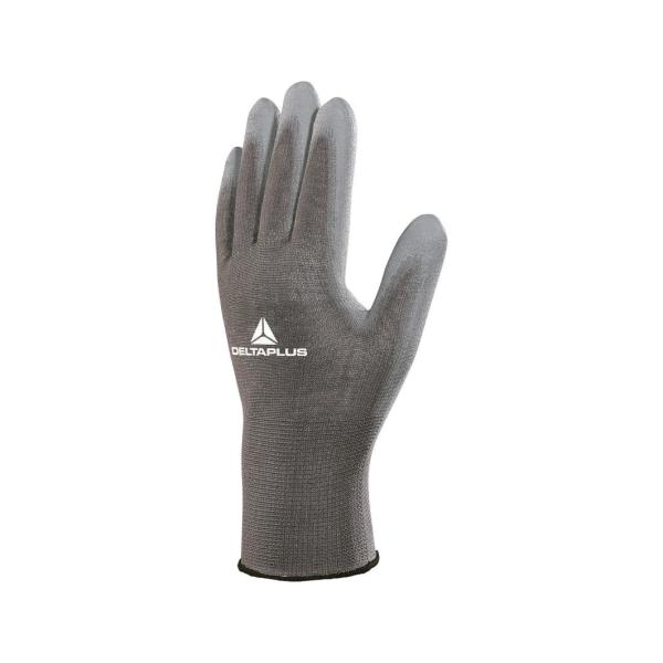 Delta Plus Venicut58 Cut Resistant PU Coated Glove (Pack of 3 Pairs)