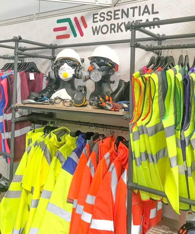 essential workwear hi vis clothing