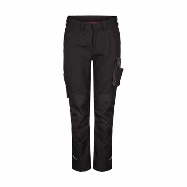 Engel Galaxy Work Trouser - Ladies Fit - Black/Anthracite Grey